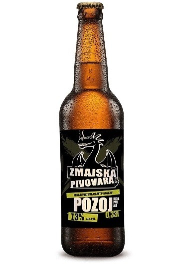 Zmajska pivovara Pozoj
